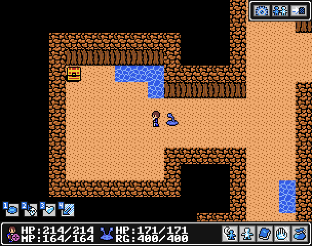 v168 Bandit Cave